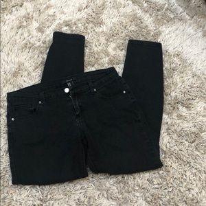 Forever 21 Black Jeans (28)